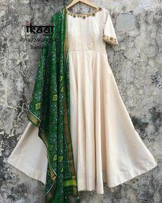 Indian Long Dress, Indian Gowns Dresses, Dress Indian Style, Indian Fashion Dresses, Indian Designer Outfits, Indian Outfits, Indian Wear, Long Dress Design, Stylish Dress Designs
