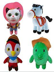 Sheriff Callie's Wild West Toys and Merchandise All four favorite characters in one pack!