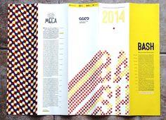Trabajo de sistemas realizado en conjunto con mi amigo diseñador Luis Roa @iluistrando. Para Cátedra Cosgaya - FADU - UBA - Típografía -