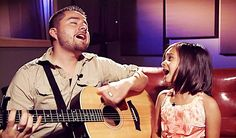 """My Daughter Came Up To Me N Said Daddy This Is Our Song Cuz I Know That No Matter What You Will Never Give Up On Us N I Will Never Give Up On You :"""") Jason Mraz - I Won't Give Up Acoustic Cover (Jorge & Alexa Narvaez)"""