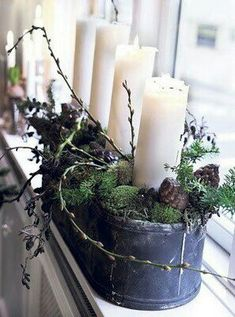 This handmade Christmas decoration is a beautiful Christmas craft for any home! Set these homemade decorations on your windowsill and let the light shine!