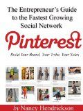 Free eBooks at Amazon {8/24}: Pinterest – Build Your Brand, Your Tribe, Your Sales, and More | Work, Eat, Sleep and Be Frugal
