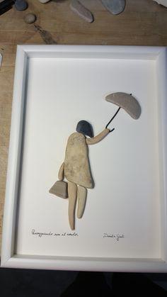 donna con ombrello by daniela Giusti