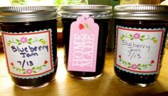 Real Simple's Truly Simple Blueberry Jam | My Newlywed Cooking Adventures