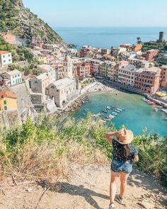 Deux jours aux Cinque Terre en Italie - Lucile in Wonderland