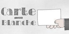 DK Carte Blanche | dafont.com