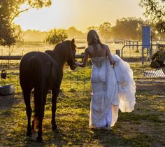 #realbride Tegan in a rural setting