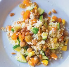 ... nuts recipe i love my food more vegetables pine saffron couscous nuts