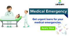 Get urgent loans for your medical emergencies. Now no need to worry for sudden emergency. Get your loan approved just within 18 hours. We care for your needs. Apply today.  #medicalemergency #medical #Medicalloan #emergencyloan #emergency #p2plending #loan #p2p #peertopeerlending #getloan #needloan #urgentloan #peertopeer #lending #borrowing #online #onlineloan #india #mumbai for more information visit: www.lendenclub.com