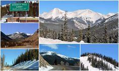 Monarch Pass, Colorado