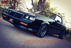 My Dad' super sweet 84.5 Buick Grand National
