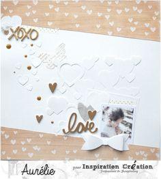 Inspiration Création Blog: XOXO&Love {By Aurélie}