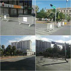 """<p style=""""line-height: 20.8px;"""">Chihuahua, Chih.- Esta mañana las principales calles del centro histórico fueron cerradas por motivo"""