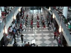 Ohio State Flash Mob