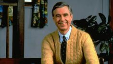 """Nearly 20 years after its final episode and 15 years after Fred Rogers' death, his """"neighbors"""" still look to him for comfort."""