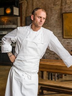 Chef James Avery | Amy Roth Photo #chefportrait #chef #asburypark #asburyfesthalle #jerseyshore #restaurants