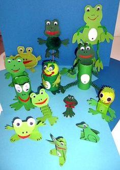 Das Froschkonzert