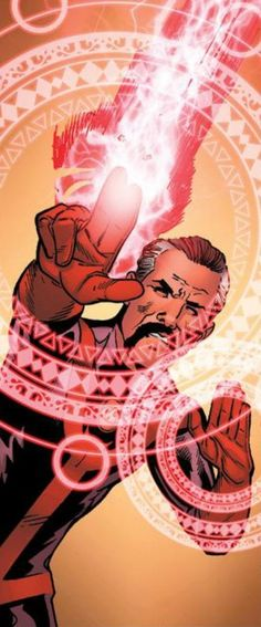 Doctor Strange screenshots, images and pictures - Comic Vine