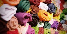 Tinte naturali fai da te per i vestiti