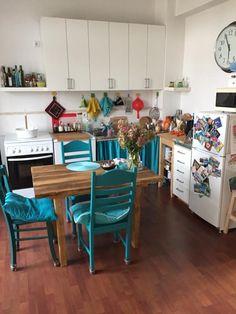 kleine zimmerrenovierung kuche blau design, 612 besten küchen-inspiration bilder auf pinterest in 2018 | little, Innenarchitektur