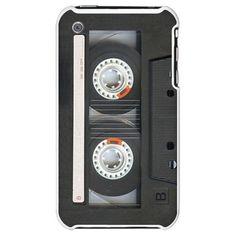 Cassette Tape iPhone Case