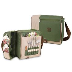 Picnic-For-Two Cooler Tote