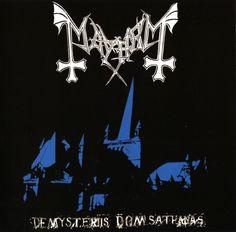 Mayhem - De Mysteriis Dom Sathanas (1994). Honestly, I don't like vocal parts. I appreciate the music.