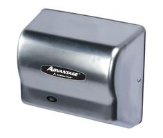 The American Advantage hand dryer is a true workhorse. Read about the features it offers here.  http://www.handdryer.com/blog/brand-feature-american-advantage-hand-dryer/
