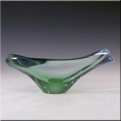 Skrdlovice Czech Glass 'Blanka' Bowl by Emanuel Beránek - £39.99