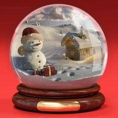 Snowglobes. Snow Globe. #snowglobe #winter #decoration