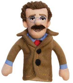 Walter Benjamin Puppet