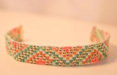 Bracelet aux couleurs de l'été sur ezebee.com dans La boîte à Perles