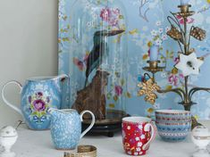 All things nice...: Have a cup of tea with Pip Studio...