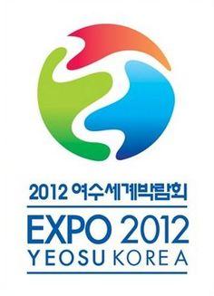 Yeosu Expo 2012 Korea Logo
