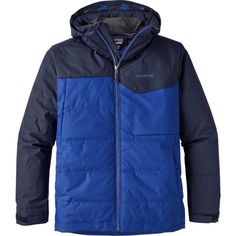 Patagonia Men's Rubicon Insulated Jacket, Size: Medium, Blue