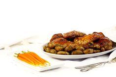 Crockpotting | Pavo asado de Navidad low cost en crock pot | http://www.crockpotting.es #crockpot #crockpotting #slowcooker #slowcooking #recetas #navidad #pavo