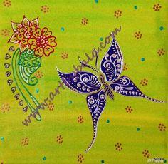 Butterfly #2 | by Art by Bala