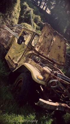 Gone but not forgotten. #ToyotaLandCruiser#FJ45