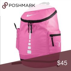 ISO PINK NIKE ELITE BAG Please tag (@) sellers who are selling this !!! Willing to pay Right now price 45$!!! Bags Backpacks