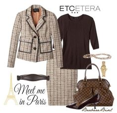 Etcetera does suits well!  season after season.  Lowcountry Styles.  Holiday showing Oct. 13-21.  email helen@lowcountrystyles.com