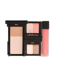 Blushing Beauty Collection Customizable, Portable Palette by Jouer at Gilt