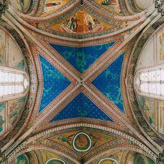 Basilica of San Francisco de Asis, Italy