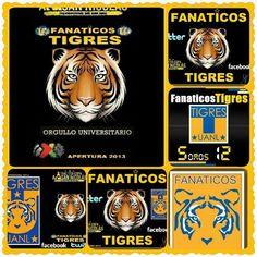 Siguenos en Facebook; Fanaticos Tigres Oficial
