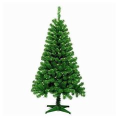 ICYMI: 5ft Merry Christmas Tree Artificial Green Prelit Clear Lighted Indoor Decoration