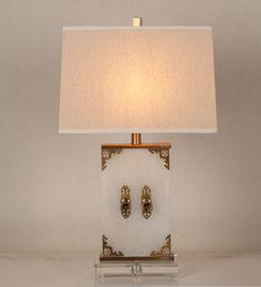 Gohoo Moderne Mode Einfache Schwarze Marmor Lampe Modell Lampe Tischlampe  Schlafzimmer Wohnzimmer High End Luxus Tischlampe, 37 * 69cm | 台灯 |  Pinterest