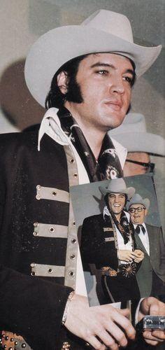 Elvis Presley , Houston Astrodome : March 1, 1970 , Texas