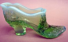 Mosser Glass Slipper
