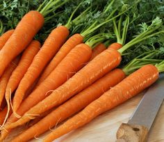 650+ Tendersweet Carrot Seeds, $0.99