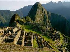 Arquitetura Secular - Machu Picchu