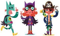 Characters - pintachan